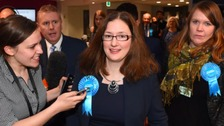 Conservatives hold Sleaford and North Hykeham seat