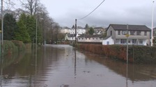 Castle Douglas pleas for 'Britain's smallest' flood barrier