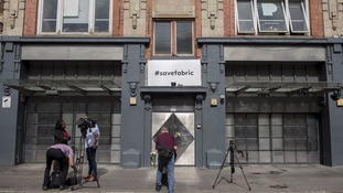 Fabric thanks supporters and warns 'no safe way to take drugs', ahead of reopening