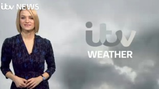 Friday's weather with Kerrie