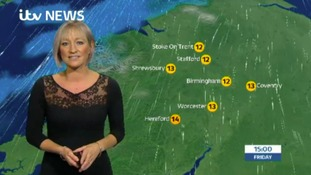 West Midlands Weather: Mostly dry and cloudy