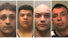 Newport men sentenced to over 40 years for drug offences
