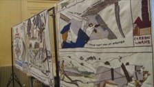 Galashiels to be recommended as Great Tapestry of Scotland home