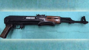 Terror suspect arrested after loaded Kalashnikov AK-47 found in flat in Rotterdam