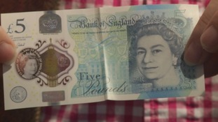 Fiver worth £50,000 in circulation in Borders
