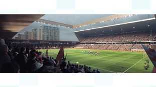Hatters dream of new ground moves a step closer