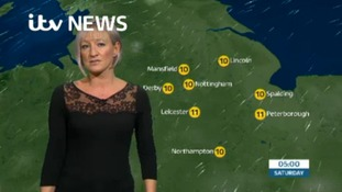 East Midlands Weather: Cloud thickening