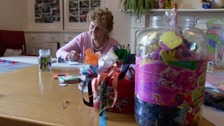Age concern fundraising for new home