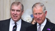 Duke of York denies rift with Prince of Wales over daughters