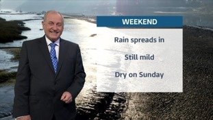 Your weekend weather for the South West