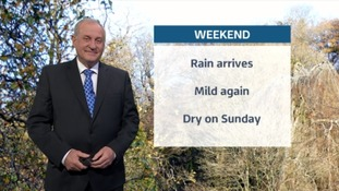 Your weekend weather for the West