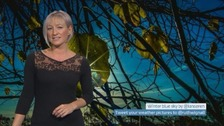Wales Weather: Turning wet overnight!