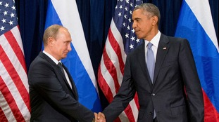 Obama orders review of US election 'Russian hacking'
