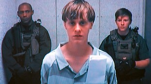 Jury hears accused Charleston shooter Dylann Roof's video confession