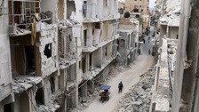 UN fears for hundreds of missing men in Aleppo