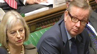 Gove and Theresa May