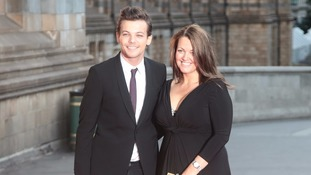 1D star Louis Tomlinson set to honour mother in X Factor final