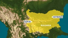 Five killed after a cargo train derails and explodes in Bulgaria