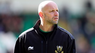 Head coach Jim Mallinder offered no sympathy to Hartley