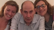 Daughter's appeal as dad with Alzheimer's goes missing