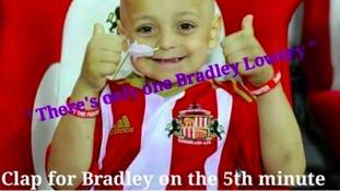 Bradley Lowery set to be Sunderland mascot at Sunderland v Chelsea game
