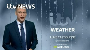 Saturday's weather for the west of the region