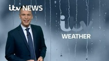 Luke Castiglione has your weekend weather