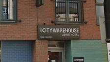 City Warehouse aparthotel