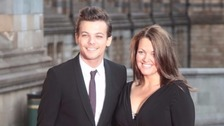 Louis Tomlinson to honour late mother in X Factor final