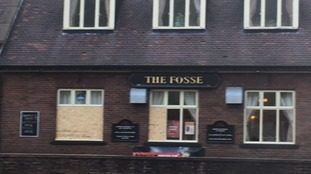 The Fosse pub in Walker, Newcastle.