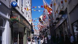 Guernsey's high street