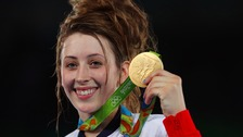 Olympian Jade Jones wins gold at World Taekwondo Grand Prix