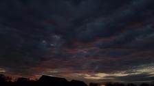 Sunset in Norwich