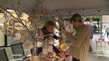 Harlow businesses put on Christmas market to try and unite community