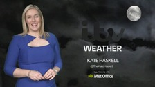 Wales weather: A mostly dry night with clear spells