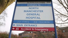 Man raped on psychiatric ward in Manchester hospital
