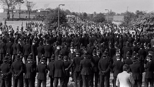 Home Office Orgreave files due to be released next year