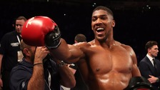 Joshua to face  Klitschko at Wembley Stadium next year