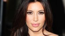 Kim Kardashian at the Aqua launch.