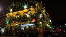 Is The Churchill Arms London's most festive pub?