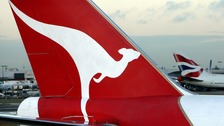 Qantas launches direct London to Australia flights