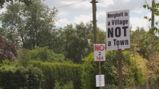 Campaigners block building of new homes in Suffolk