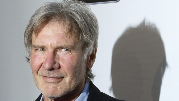 Harrison Ford, who played Han Solo in the hit sci-fi film series Star Wars, finished runner-up in the poll.