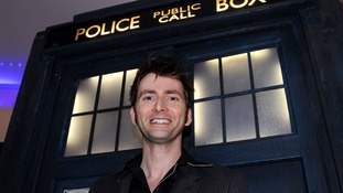 The top incarnation of Doctor Who was David Tennant, who came in at number 20.