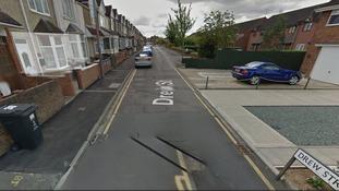 Murder suspect held after woman dies in Swindon house fire