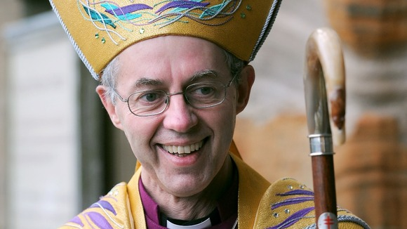 The Right Reverend Justin Welby is to become the new Archbishop of Canterbury.