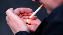 Smokers are being urged to quit to save money as Christmas and New Year draw closer