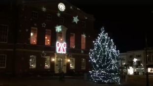 Campaign to bring back Taunton Christmas lights switch on