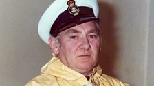 William Trevelyan Richards and seven volunteer crew members were lost in the Penlee lifeboat disaster in 1981.