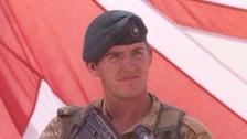 Alexander Blackman, known as 'Marine A'